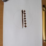 alif en calligraphie