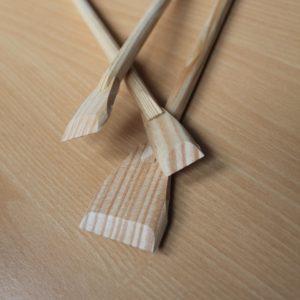 calames en bois calligraphie